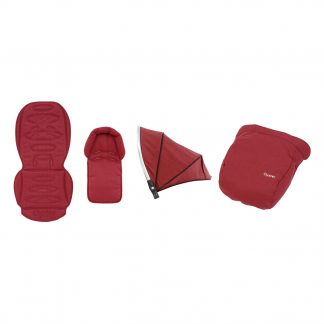 tango red babystyle oyster colour pack and seat unit