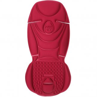 egg stroller chilli red seat liner