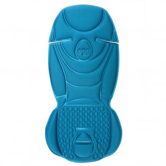 kingfisher blue egg stroller seat liner