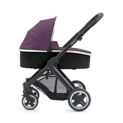 Oyster Max Stroller Carrycot Colour Pack - Damson