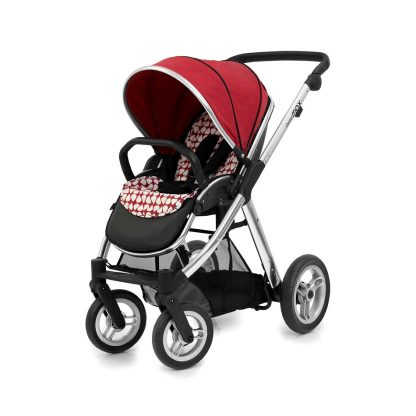 Oyster Max stroller colour pop seat liner