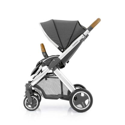 Oyster 2 stroller side view