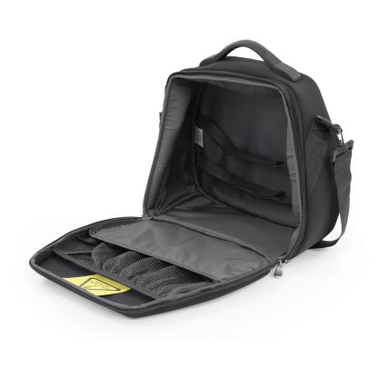 Hybrid changing bag open