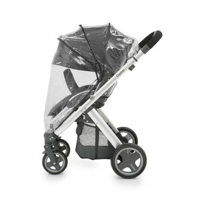 Oyster 2 and Max stroller raincover accessory by BabyStyle