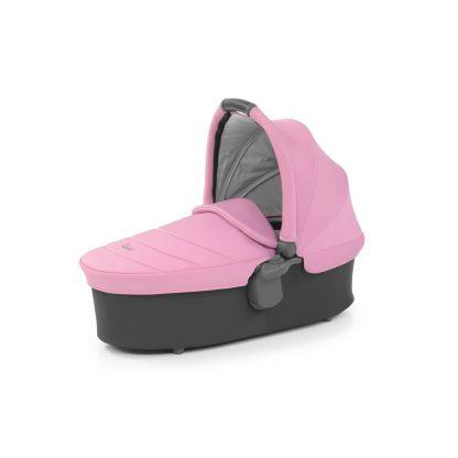 Quail pink carrycot